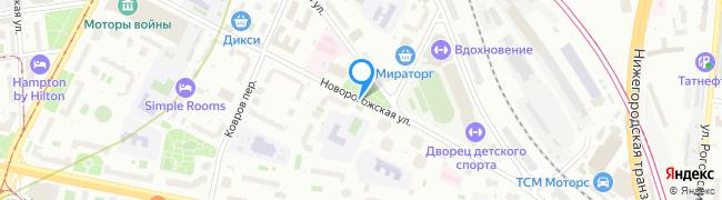Новорогожская улица