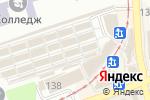 Схема проезда до компании Абсолют в Донецке