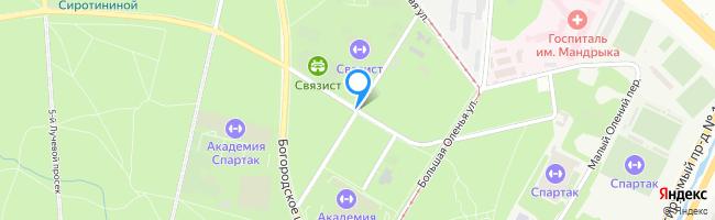 Большая Тихоновская улица