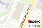 Схема проезда до компании Жилищник района Южнопортовый, ГБУ в Москве