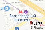 Схема проезда до компании №71 в Москве