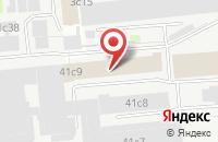Схема проезда до компании Он-Офф Продакшн в Москве
