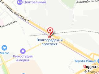 Ремонт холодильника у метро Волгоградскии проспект