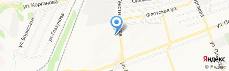 Комиссионный магазин на карте Донецка