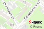 Схема проезда до компании 495 в Москве