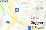 Схема проезда до компании Автоша в Москве