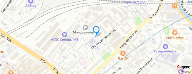 Балакиревский переулок