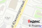 """Схема проезда до компании """"ПромАвто"""" в Москве"""