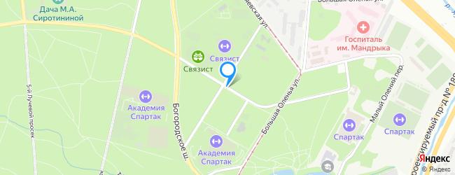 Малая Ширяевская улица