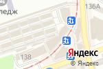 Схема проезда до компании Элина в Донецке