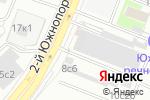 Схема проезда до компании Arizma Motors в Москве