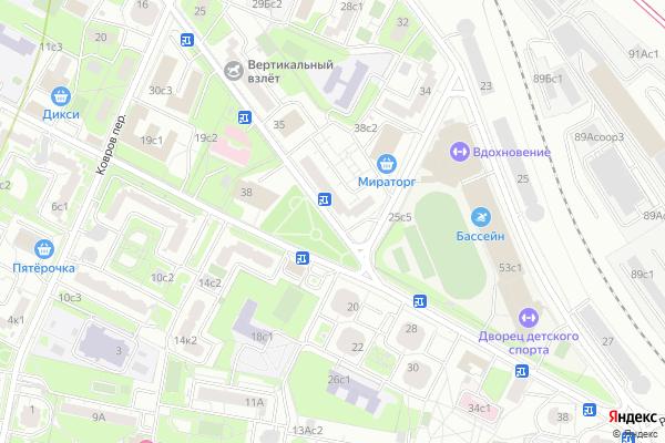Ремонт телевизоров Улица Рабочая на яндекс карте