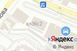 Схема проезда до компании BNauto в Москве