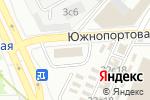 Схема проезда до компании ВИДЕО-ОПС в Москве