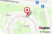 Схема проезда до компании Противокражные Системы в Москве