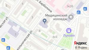Библиотека № 76 имени М.Ю. Лермонтова