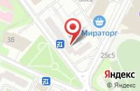 Схема проезда до компании Арго-Плюс в Москве
