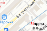 Схема проезда до компании RamKarniz в Москве