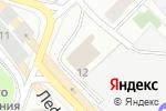 Схема проезда до компании Ланкастер Деливери в Москве