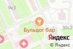 Схема проезда до компании Apple-Klm в Москве