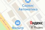 Схема проезда до компании KROWN в Москве
