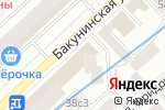 Схема проезда до компании АКБ Новый кредитный союз в Москве
