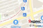 Схема проезда до компании Dilen в Донецке