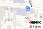 Схема проезда до компании Чертеж.ру в Москве