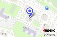 Схема проезда до компании ЦЕНТР ЖЕЛЕЛЗНОДОРОЖНЫХ ПЕРЕВОЗОК ЖЕЛДОРАЛЬЯНС в Москве