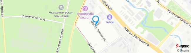 Малая Оленья улица