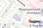 Схема проезда до компании Ламет в Москве
