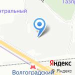 ЭнергоТехСервис на карте Москвы