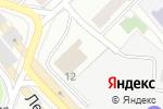 Схема проезда до компании C-media в Москве