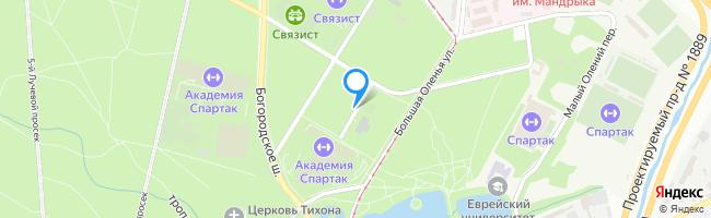 Малая Тихоновская улица