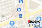 Схема проезда до компании Цитрус mobile в Донецке