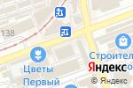 Схема проезда до компании Геркулес в Донецке