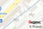 Схема проезда до компании РамКарниз в Москве