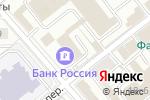 Схема проезда до компании АБ Россия в Москве