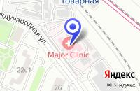 Схема проезда до компании АПТЕЧНЫЙ ПУНКТ АСТРАНИЯ в Москве