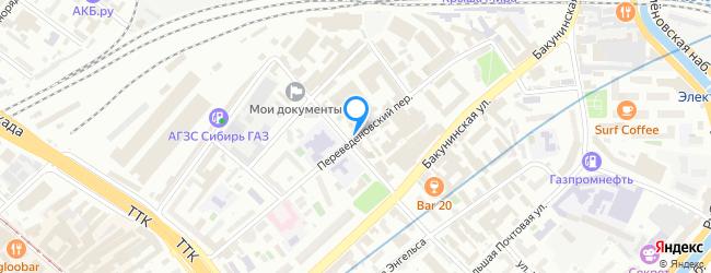 Переведеновский переулок