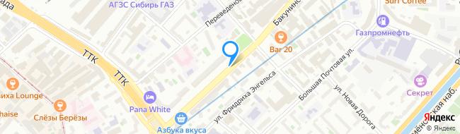 Бакунинская улица