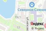 Схема проезда до компании Capellone в Москве