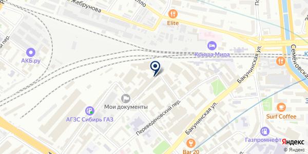 ХЛАДОКОМБИНАТ № 13 на карте Москве