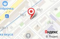 Схема проезда до компании Про Номен Маркетинг в Москве