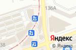 Схема проезда до компании ONLINE в Донецке