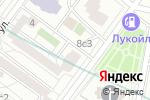 Схема проезда до компании Соблазн в Москве