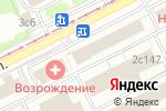 Схема проезда до компании К.С. Партнерство в Москве