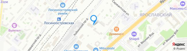 улица Дудинка