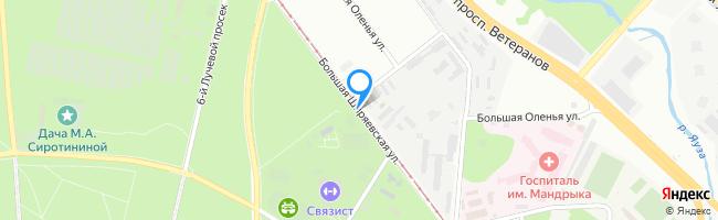 Большая Ширяевская улица