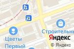 Схема проезда до компании Рыбный магазин в Донецке